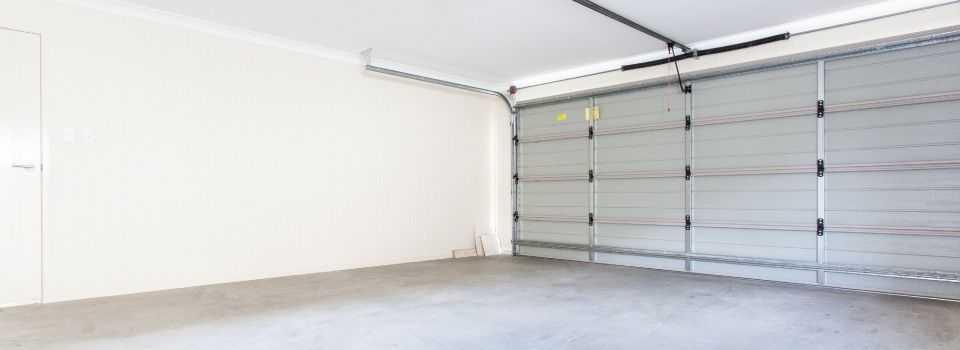 concrete garage floors