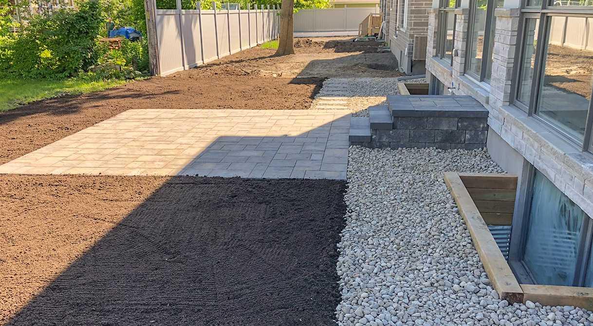 Landscape design ottawa